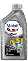 Mobil 1 Oil Change 5w30 Sytnthic